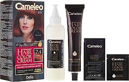 Profumi e cosmetici Tinta capelli resistente con oli naturali - Delia Cameleo Omega +