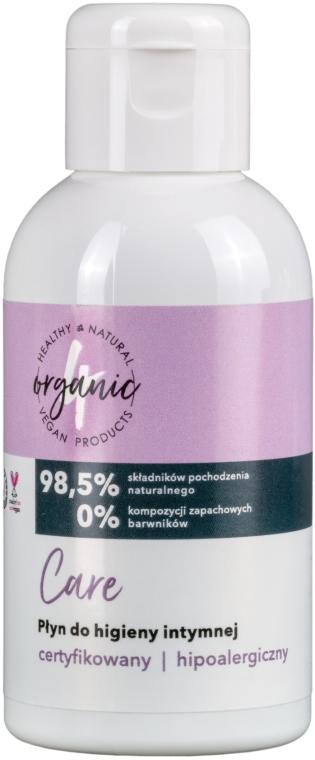 Gel detergente intimo - 4Organic Care Intimate Gel