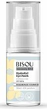 "Profumi e cosmetici Gel-patch in idrogel ""Express-Care"" - Bisou Recovery Bio HydroGel Eye Patch"