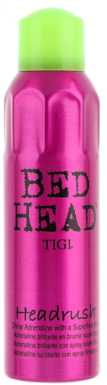 Spray capelli - Tigi Bed Head Biggie Headrush Hair Spray