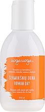 Profumi e cosmetici Shampoo naturale con bacche di sorbo e rosa canina per capelli secchi - Uoga Uoga Rowan Day Shampoo