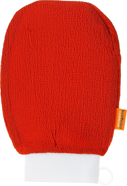 Guanto per il massaggio, arancio - Efas
