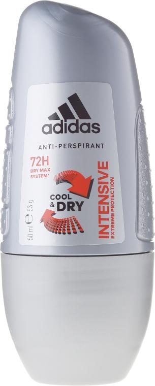 Deodorante - Adidas Active 3 Anti-Perspirant Intensive Cool Dry 72h  — foto N1