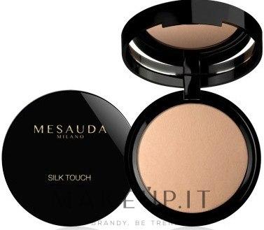 Cipria - Mesauda Milano Silk Touch Powder — foto 203 - Brun
