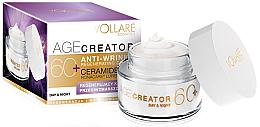 Profumi e cosmetici Crema rigenerante antirughe 60+ - Vollare Age Creator Regenerating Anti-Wrinkle Cream Day/Night 60+
