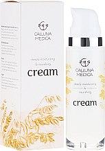 "Profumi e cosmetici Crema Viso ""Idratante"" - Calluna Medica Moisturizing Face Cream"