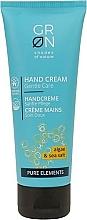 Profumi e cosmetici Crema mani idratante - GRN Alga & Sea Salt Hand Cream