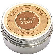 """Profumi e cosmetici Burro di Karitè """"Cioccolato"""" - The Secret Soap Store Chocolate Shea Butter 99,5%"""