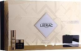Profumi e cosmetici Set - Lierac Premium Luxe (cr/50ml + ser/30ml + bag)