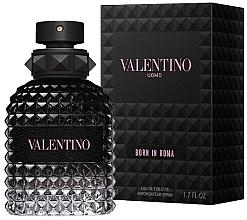 Profumi e cosmetici Valentino Uomo Born In Roma - Eau de Toilette
