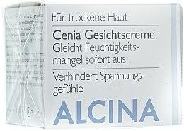 Profumi e cosmetici Crema viso Cenia - Alcina T Facial Cream Cenia