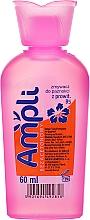 Profumi e cosmetici Solvente per unghie senza acetone, flacone rosa - Ampli