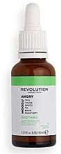 Profumi e cosmetici Siero viso - Revolution Skincare Angry Mood Soothing Serum