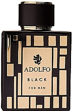 Profumi e cosmetici Adolfo Dominguez Black for Men - Eau de toilette