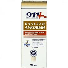 Profumi e cosmetici Balsamo alla cipolla per la caduta dei capelli e la calvizie - 911