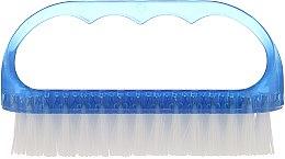 Profumi e cosmetici Spazzola per unghie, 74752, blu - Top Choice