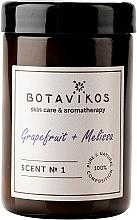 Profumi e cosmetici Botavikos Greipfrut&Melisa - Candela profumata