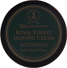 Profumi e cosmetici Schiuma da barba - Taylor of Old Bond Street Royal Forest