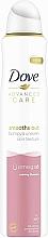 Profumi e cosmetici Antitraspirante - Dove Advanced Care Calming Blossom Enriched Omega 6 Anti-Perspirant Deodorant