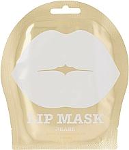 Profumi e cosmetici Maschera labbra - Kocostar Pearl Lip Mask