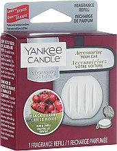 Profumi e cosmetici Deodorante auto (ricarica) - Yankee Candle Charming Scents Black Cherry Refill