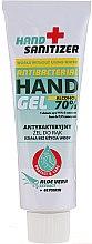 Profumi e cosmetici Gel mani antibatterico con estratto di aloe vera - Sattva Antibacterial Hand Gel Aloe Vera Extract