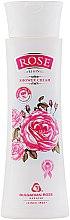 Profumi e cosmetici Doccia crema all'olio di rosa - Bulgarian Rose Shower Cream