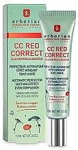 Profumi e cosmetici Crema correttiva per viso - Erborian CC Red Correct