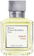 Profumi e cosmetici Maison Francis Kurkdjian Amyris Homme - Profumo