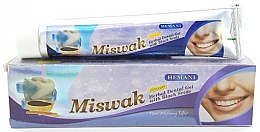 Profumi e cosmetici Gel-dentifricio Miswak - Hemani Miswak Herbal Dental Gel