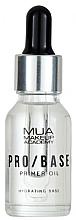 Profumi e cosmetici Primer viso - Mua Pro/ Base Primer Oil