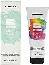 Profumi e cosmetici Tinta per capelli - Goldwell Elumen Play Semi-Permanent Hair Color Oxydant-Free
