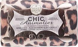 Profumi e cosmetici Sapone sensuale e provocante - Nesti Dante Chic Animalier Soap