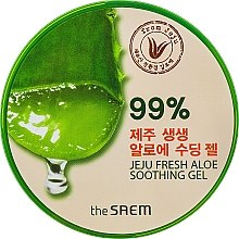 Profumi e cosmetici Gel di aloe universale - The Saem Jeju Fresh Aloe Soothing Gel 99%