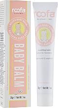 Profumi e cosmetici Balsamo per bambini con pantenolo e sepitonico - Roofa Panthenol & Sepitonic Baby Balm