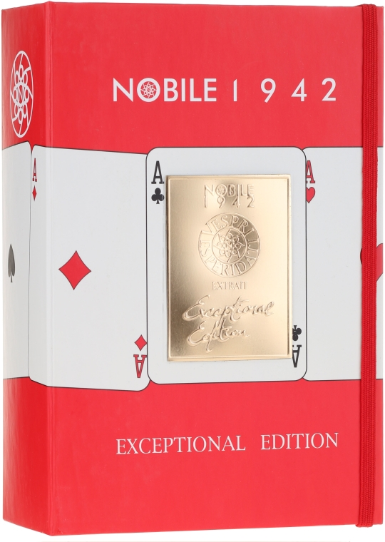 Nobile 1942 Vespri Esperidati Exceptoinal Edotion - Eau de parfum — foto N4