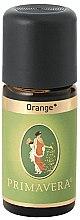 Profumi e cosmetici Olio essenziale - Primavera Natural Essential Oil Orange Demeter
