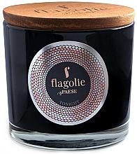 "Profumi e cosmetici Candela profumata in bicchiere ""Today"" - Flagolie Fragranced Candle Tonight"