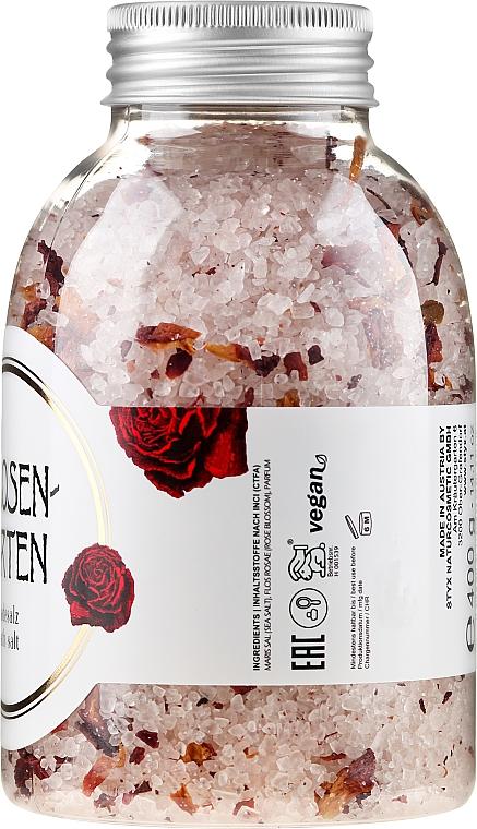 Sale da bagno - Styx Naturcosmetic Rosen Garten Bath Salt — foto N2