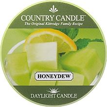 Profumi e cosmetici Candela da tè - Country Candle Honeydew Daylight