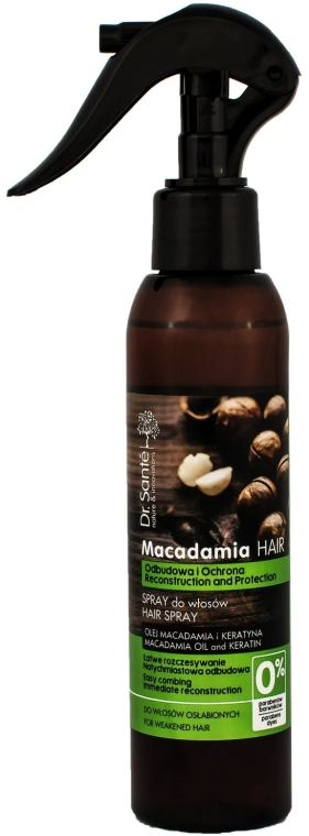 Spray per capelli - Dr. Sante Macadamia Hair