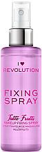 Profumi e cosmetici Spray fissaggio trucco - I Heart Revolution Fixing Spray Tutti Frutti