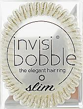 Profumi e cosmetici Elastico-bracciale per capelli - Invisibobble Slim Stay Gold