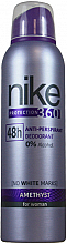 Profumi e cosmetici Deodorante spray - Nike Woman Amethyst Deodorant Spray