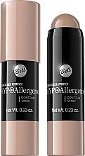 Profumi e cosmetici Bronzer-stick resistente - Bell HypoAllergenic Contour Stick