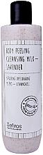 Profumi e cosmetici Latte doccia - Sefiros Body Peeling Cleansing Milk Lavender