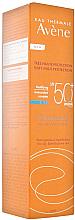 Profumi e cosmetici Crema protezione solare per la pelle grassa - Avene Solaires Cleanance Sun Care SPF 50+