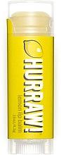 """Profumi e cosmetici Balsamo per labbra """"Limone """" - Hurraw! Lemon Balm Lip"""