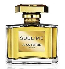 Profumi e cosmetici Jean Patou Sublime - Eau de toilette