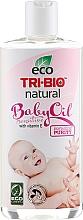 Baby Olio per il Corpo - Tri-Bio Natural Baby Oil — foto N1